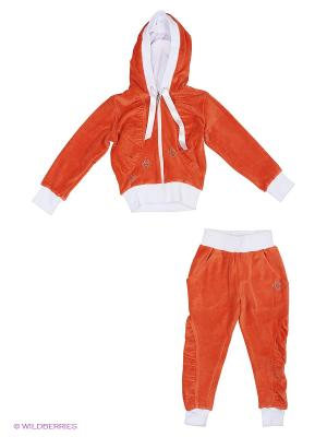 Костюм babyAngel. Цвет: оранжевый