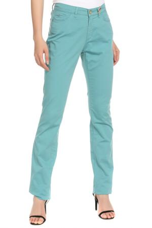 Джинсы Trussardi Jeans. Цвет: бирюзовый