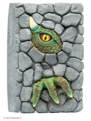 Тайный дневник дракона TRIMENSIONS. Цвет: серый