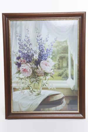 Постер Цветы 90х115 см F.A.L. Цвет: мультицвет