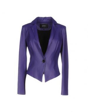 Пиджак JITROIS. Цвет: фиолетовый
