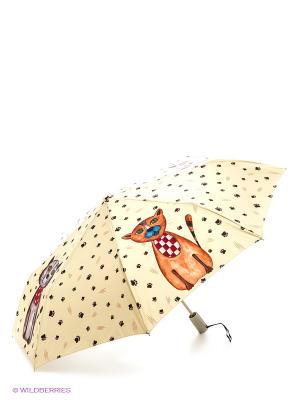 Зонт Stilla s.r.l.. Цвет: желтый