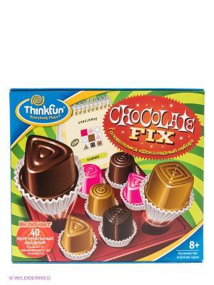 Игра головоломка Шоколадный набор Think Fun. Цвет: зеленый