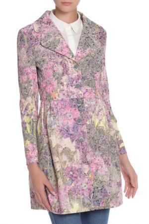 Пиджак AWESOME APPAREL. Цвет: розовый