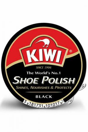 Крем для обуви KIWI. Цвет: черный