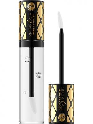 Bell Блеск Для Губ Увлажняющий Secretale Shiny Lip Gloss Тон 01. Цвет: прозрачный