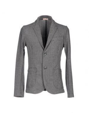 Пиджак D.R SHIRT. Цвет: серый