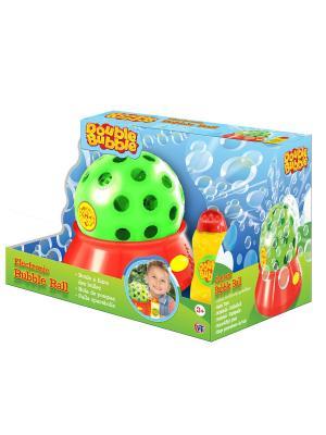 Установка с автоматическим пусканием мыльных пузырей Диско-шар HTI. Цвет: лазурный, зеленый, красный