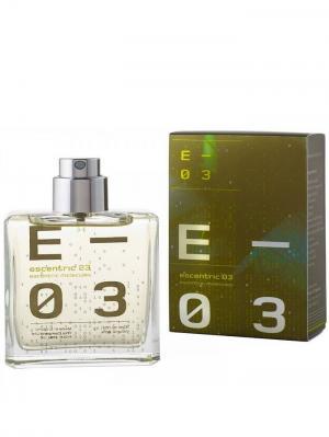 Escentric 03 edp 30 ml Molecules. Цвет: хаки