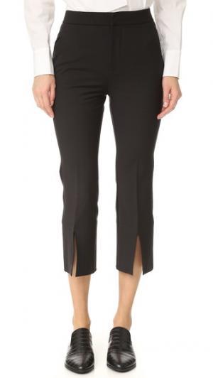Широкие брюки Edition10. Цвет: голубой
