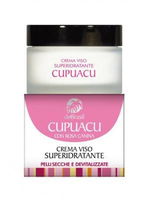 Супер увлажняющий крем для лица Купуасу 50мл DoBrasil. Цвет: молочный