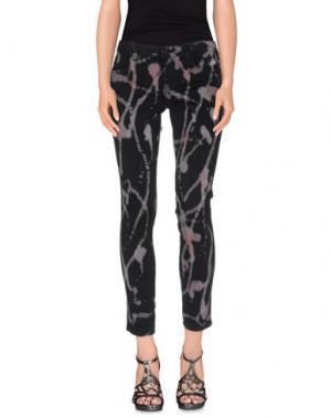 Джинсовые брюки SIWY. Цвет: черный