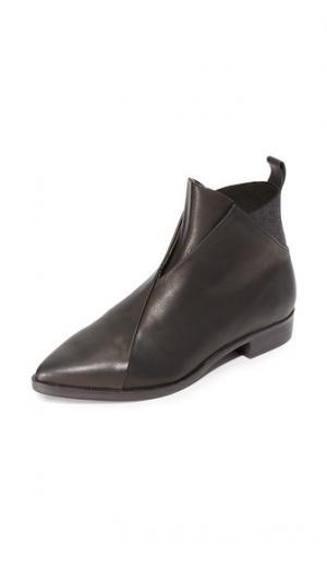 Ботильоны Arne Coclico Shoes. Цвет: черная пагода