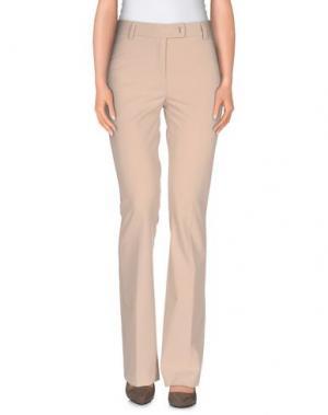 Повседневные брюки PIU' &. Цвет: бежевый