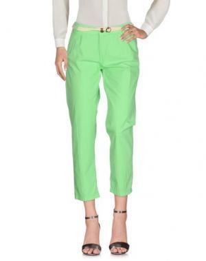 Повседневные брюки FRANKLIN & MARSHALL. Цвет: светло-зеленый