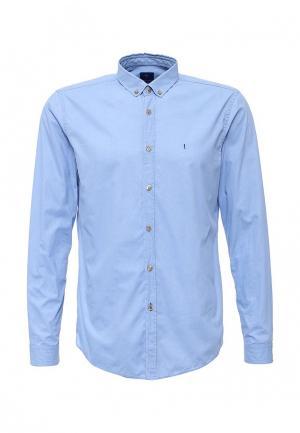Рубашка Joop!. Цвет: голубой
