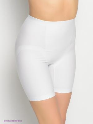 Корректирующие панталоны BlackSpade. Цвет: белый