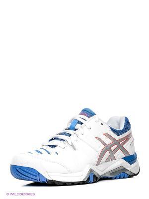 Теннисные кроссовки GEL-CHALLENGER 10 ASICS. Цвет: белый