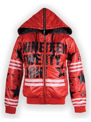 Куртка Pinetti. Цвет: красный