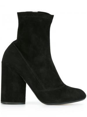 Ботинки Grace Marc Jacobs. Цвет: чёрный