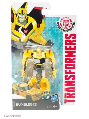 Трансформеры Роботс-ин-Дисгайс Легион Hasbro. Цвет: светло-желтый