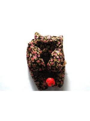 Игольница Кот La Pastel. Цвет: коричневый, розовый