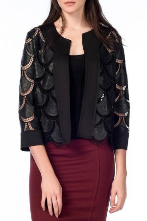Куртка Dilvin. Цвет: черный