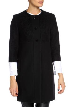 Пальто МИЛЕНА. Цвет: черный