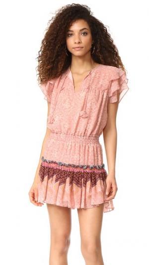 Платье Suri MISA. Цвет: ad5