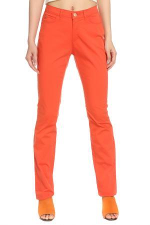 Джинсы Trussardi Jeans. Цвет: оранжевый