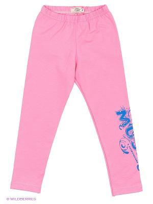 Леггинсы M&DCollection. Цвет: розовый