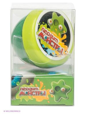 Жвачка для рук, Неогам Монстр Зеленый Neogum. Цвет: зеленый