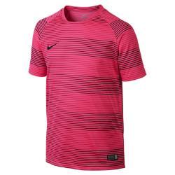 Футбольная майка для детей (8–15)  Flash Graphic Nike. Цвет: розовый