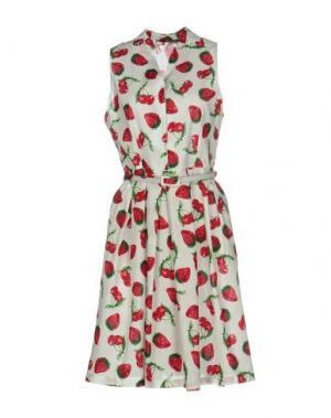 Платье до колена HOPE 1967. Цвет: белый