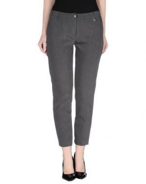 Повседневные брюки MRESALE. Цвет: свинцово-серый