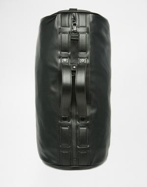 Dark Future Портплед-рюкзак. Цвет: черный