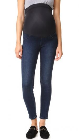Джинсы-леггинсы для беременных Twiggy до щиколоток James Jeans. Цвет: cult