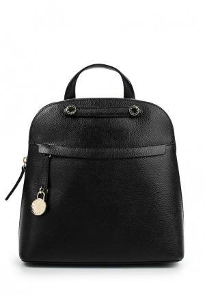 Рюкзак Furla. Цвет: черный
