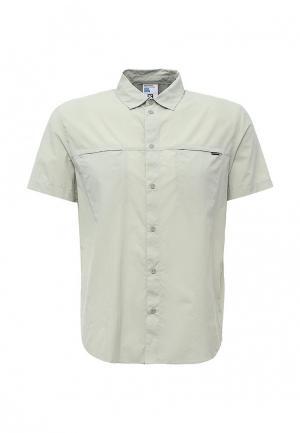 Рубашка Salomon. Цвет: серый