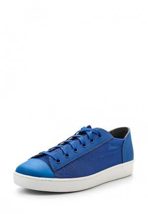 Кеды DKNY. Цвет: синий