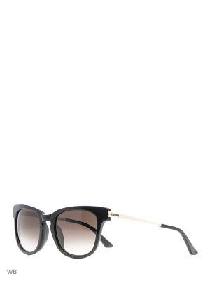 Солнцезащитные очки MI 761 01 Missoni. Цвет: черный, золотистый