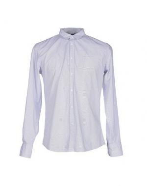 Pубашка 26.7 TWENTYSIXSEVEN. Цвет: белый