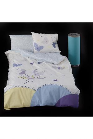 Детское постельное белье Marie claire. Цвет: multicolor