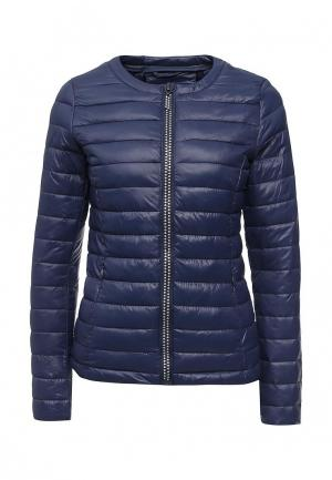 Куртка утепленная Z-Design. Цвет: синий
