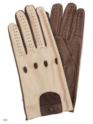 Перчатки MERCEDES-BENZ. Цвет: бежевый