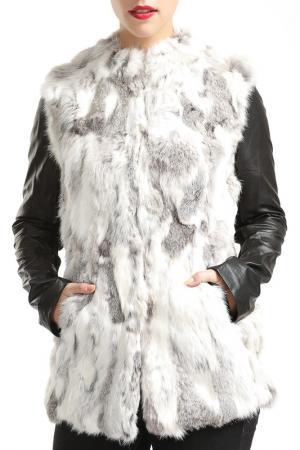 Куртка CKN of scandinavia. Цвет: белый