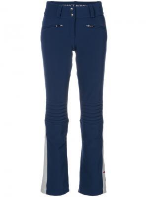 Лыжные брюки Gt Perfect Moment. Цвет: синий
