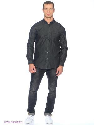 Рубашка Cropp. Цвет: темно-серый