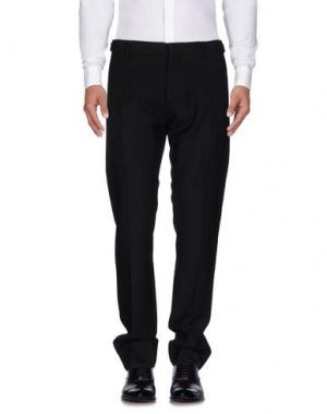 Повседневные брюки MARC BY JACOBS. Цвет: черный
