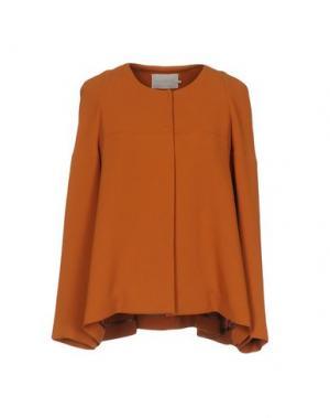 Пиджак L' AUTRE CHOSE. Цвет: ржаво-коричневый